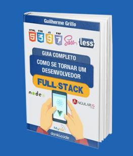E-Book Grátis: Pegue o Seu Guia Sobre HTML, CSS, JS e PHP