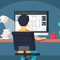 imagem representativa Criação de Site: Dicas de Como Começar a Trabalhar por Conta