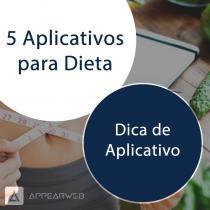 imagem representativa Dica: 5 aplicativos para dieta