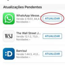imagem representativa Como Atualizar o WhatsApp para Versão Mais Recente?