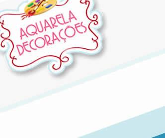 imagem representativa Criação do Site Aquarela Decoração