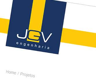 imagem representativa Criação do Site JGV Engenharia