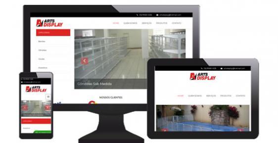 imagem Site Arts Display Sorocaba