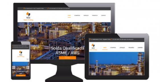 imagem representativa Site RDS Smart Welding Sorocaba