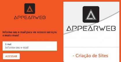 imagem representativa Aplicativo de Captura de E-mails: Appear Web