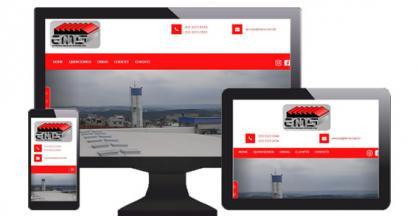 imagem representativa Site EMS Estruturas Metálicas